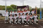第89回 流⼭市少年野球⼤会(日報杯予選)優勝